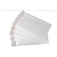 供应东莞白色珠光膜复合气泡信封袋,高档服装快递专用汽泡袋厂家