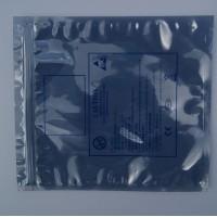 东莞防静电屏蔽袋厂家,银灰色半透明印刷防静电袋