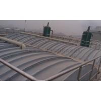 污水池除臭盖板-玻璃钢集气罩-恶臭气体收集系统
