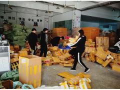 广州寄洗手液到美国专线小包12天
