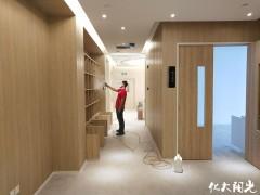室内除甲醛多少钱一平米化大阳光天津大型除甲醛公司
