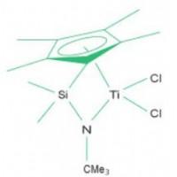 2,3,4,5-四甲基戊二烯二甲基环硅二叔丁基丁胺基钛二氯