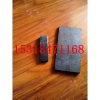 胶条一体式刮板除铁器皮带   卸铁皮带