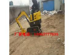 永州市爬坡性能好的小钩机金尊小型挖掘机价格农用挖坑机