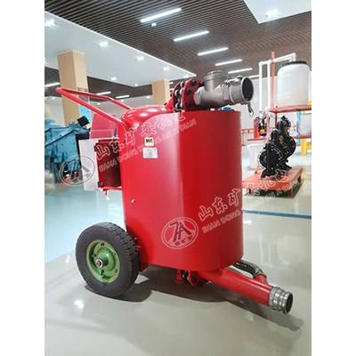 QYF25-20排污泵价格气动清淤泵生产厂家