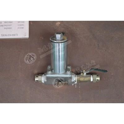 常闭式电动球阀DFB-20/10型矿用隔爆型电磁阀