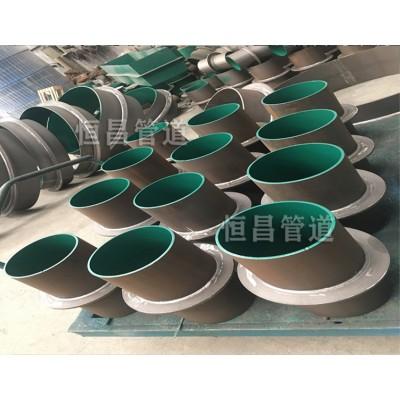 河南湖北止水钢套管DN100mm制作及安装