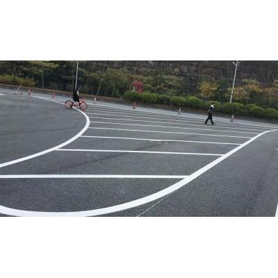 停车位出入口标线施工河北道路热熔标线划机北京道路标线路面标线