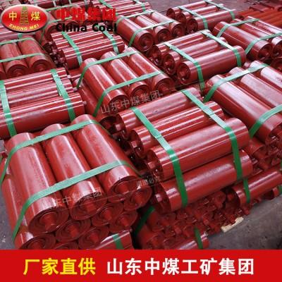 槽型托辊 输送机托辊配件 矿用缓冲托辊 定制重型托辊