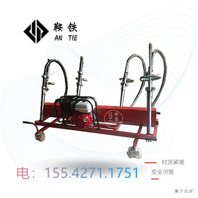 漯河鞍铁一拖四软轴捣固镐铁路使用机具技术支持