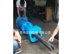 快捷开山机械设备大型机机载式液压劈裂机工作效率