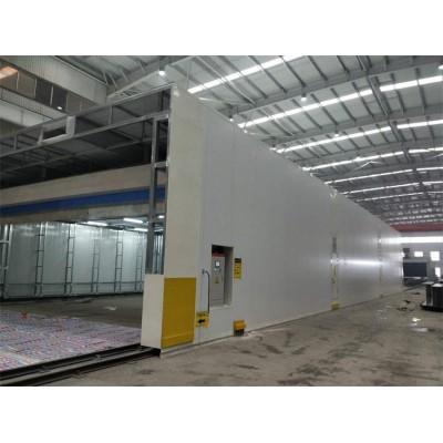 工业环保整体移动喷漆房设计方案
