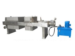 砂厂如何配置污泥自动压滤机?