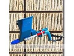 福建海特外墙瓷砖墙壁之间缝隙美缝勾缝的电动填缝机