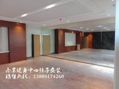 安装南京舞蹈房镜子