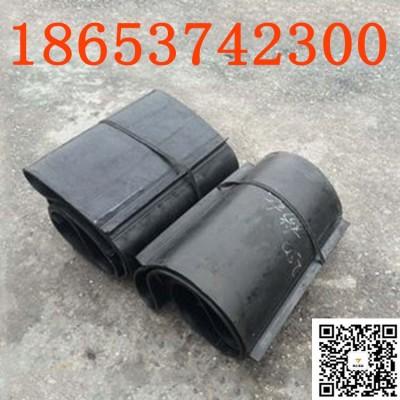 供应B-1800除铁器皮带厂家接头式除铁环形带橡胶除铁器皮带